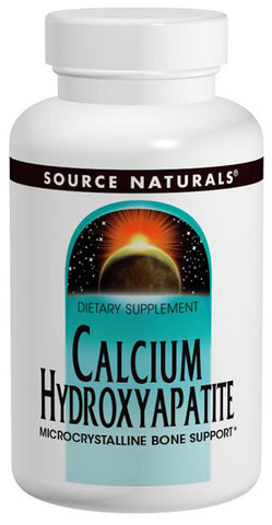 SOURCE NATURALS - Calcium Hydroxyapatite - 60 Capsules