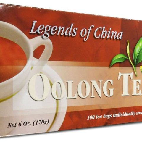 UNCLE LEE'S TEA - Legends of China Oolong Tea