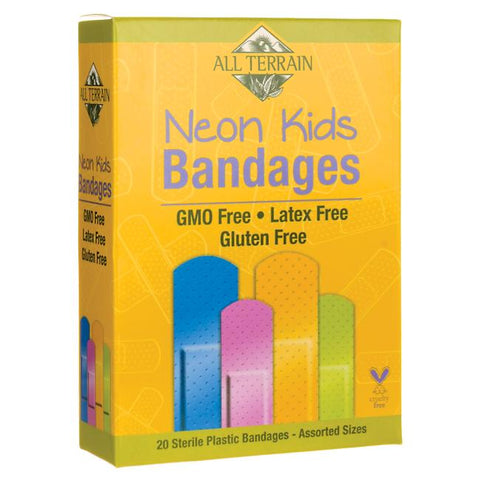 ALL TERRAIN - Neon Kids Bandages Assorted