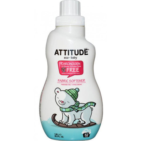 ATTITUDE - Little Ones Fabric Softener for Baby 35 Loads