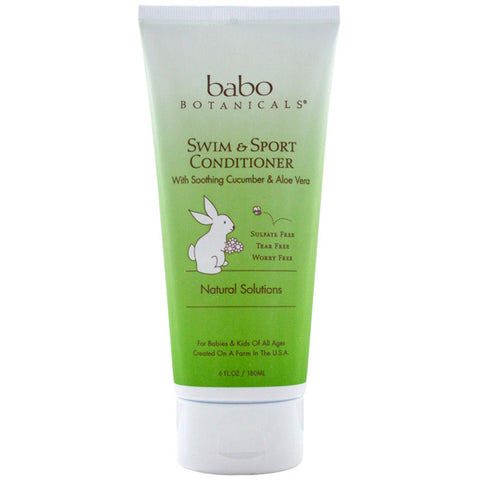 BABO BOTANICALS - Swim & Sport Conditioner Cucumber Aloe
