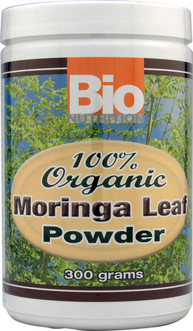 BIO NUTRITION - 100% Moringa Powder