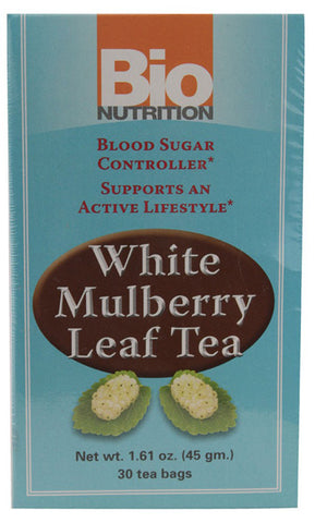 BIO NUTRITION - White Mulberry Leaf Tea