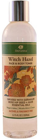 BRETANNA - Witch Hazel Geranium Rose Hip
