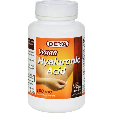 DEVA - Vegan Hyaluronic Acid 100 mg