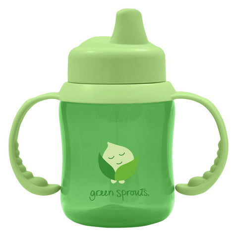 GREEN SPROUTS - Non-Spill Sippy Cup Green