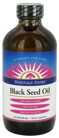 HERITAGE Black Seed Oil