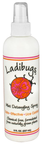 LADIBUGS - Lice Prevention Detangler Spray