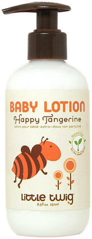 LITTLE TWIG - Happy Tangerine Baby Lotion