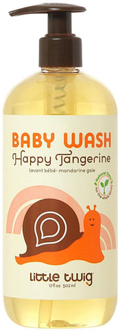 LITTLE TWIG - Happy Tangerine Baby Wash