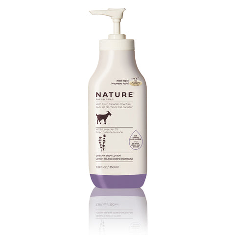NATURE BY CANUS - Nature Creamy Body Lotion Lavender Oil