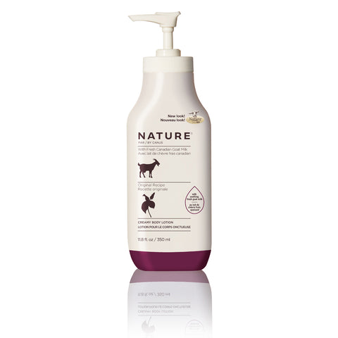 NATURE BY CANUS - Nature Creamy Body Lotion Original Recipe