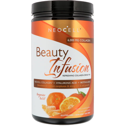 NEOCELL - Beauty Infusion Refreshing Collagen Drink Mix,Tangerine Twist