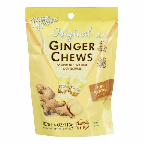 PRINCE OF PEACE - 100% Natural Ginger Candy