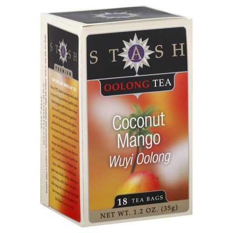 STASH TEA - Coconut Mango Oolong Tea