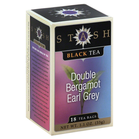 STASH TEA - Double Bergamot Earl Grey Tea