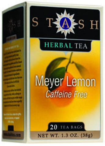 STASH - Meyer Lemon Herbal Tea Caffeine Free
