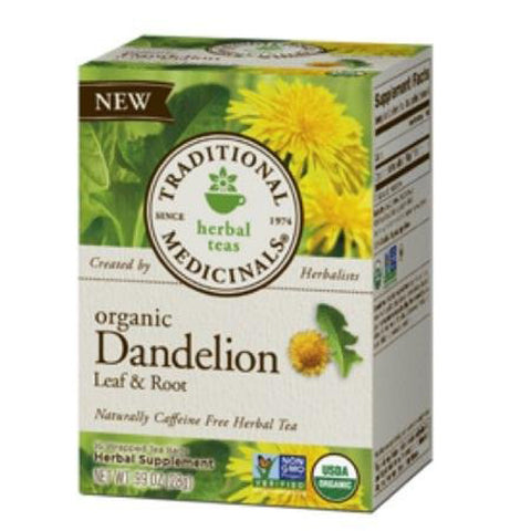 TRADITIONAL MEDICINALS - Dandelion Leaf & Root Tea