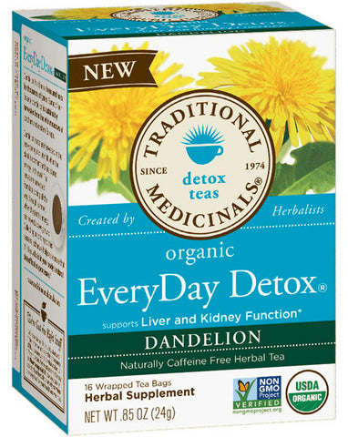 TRADITIONAL MEDICINALS - Everyday Detox Dandelion