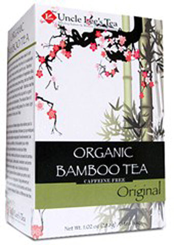 UNCLE LEE'S TEA - Organic Bamboo Tea Original