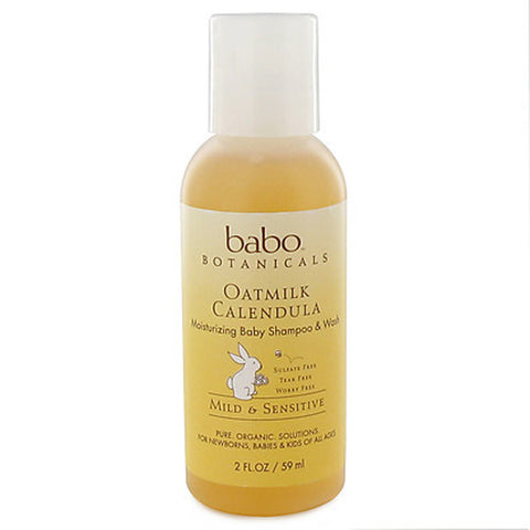 BABO BOTANICALS - Conditioner Moisturizing Oatmilk Calendula