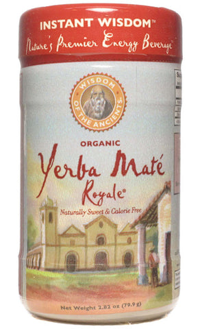 Wisdom Of The Ancients Instant Yerba Mate Royale