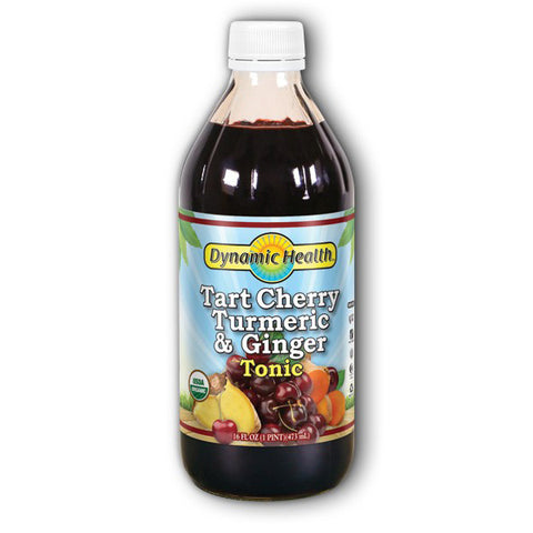 DYNAMIC HEALTH - Tart Cherry, Tumeric and Ginger Tonic
