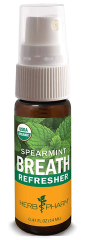 HERB PHARM - Breath Tonic Spearmint