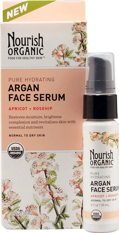 NOURISH - Argan Face Serum