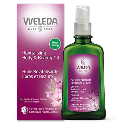 WELEDA - Revitalizing Body & Beauty Oil