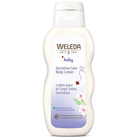 WELEDA - Sensitive Care Body Lotion
