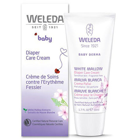 WELEDA - Sensitive Care Diaper Cream
