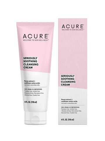 ACURE - Seriously Soothing Cleansing Cream