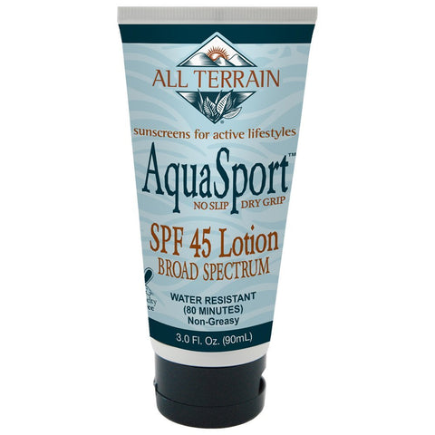 ALL TERRAIN - AquaSport SPF 45 Sunscreen Lotion