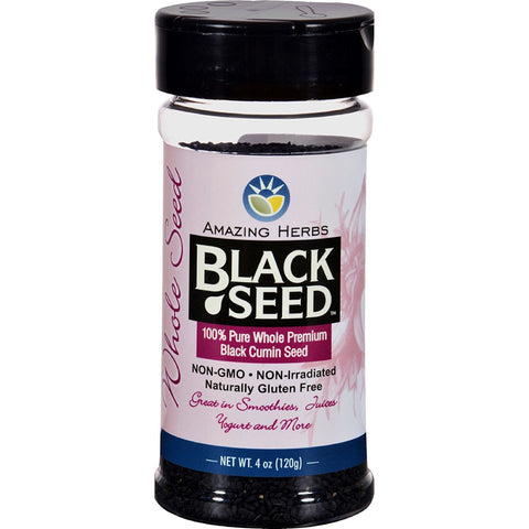 AMAZING HERBS - Black Cumin Seed Whole