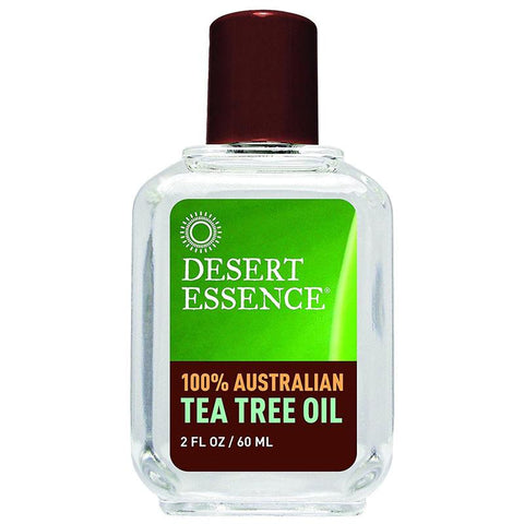 DESERT ESSENCE - 100% Pure Australian Tea Tree Oil