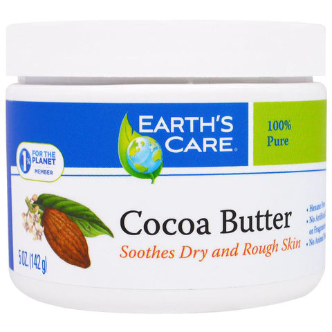 EARTH'S CARE - 100% Pure Cocoa Butter
