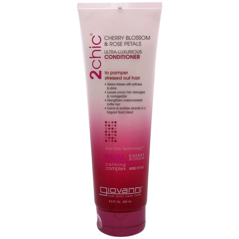 GIOVANNI - 2chic Ultra Luxurious Conditioner Cherry Blossom & Rose Petals