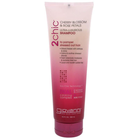 GIOVANNI - 2chic Ultra Luxurious Shampoo Cherry Blossom & Rose Petals