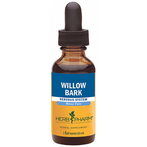 HERB PHARM - Willow Bark Extract for Minor Pain