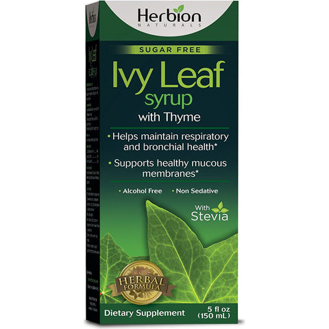 HERBION - Ivy Leaf Cough Syrup with Thyme