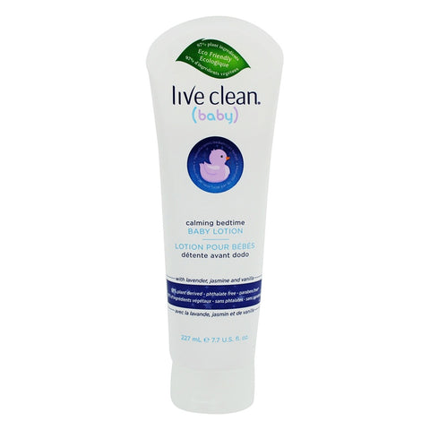 LIVE CLEAN - Calming Bedtime Baby Lotion
