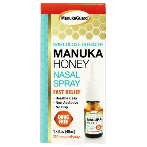 MANUKAGUARD - Nasal Spray Medical Grade