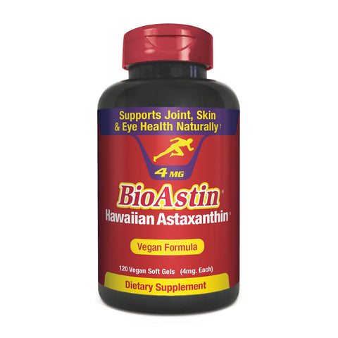 NUTREX HAWAII - BioAstin Hawaiian Astaxanthin 4 mg