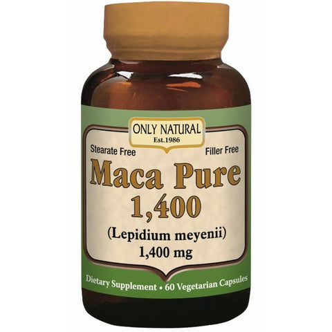 ONLY NATURAL - Maca Pure 1,400 mg