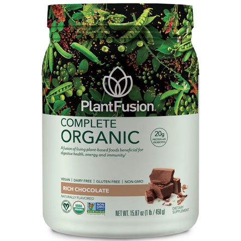 PLANTFUSION -Organic Plant Protein Chocolate