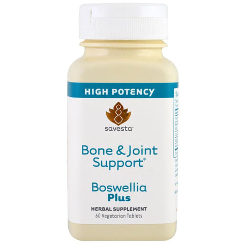 SAVESTA - Bone & Joint Support Boswellia Plus
