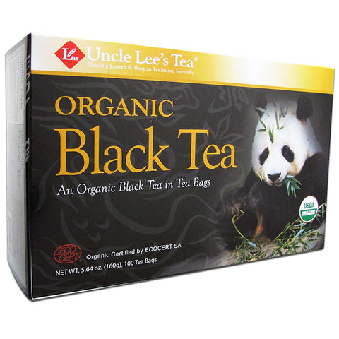 UNCLE LEE'S TEA - Organic Black Tea