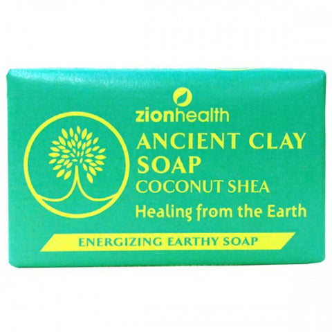 ZION - Ancient Clay Soap with Coconut Shea