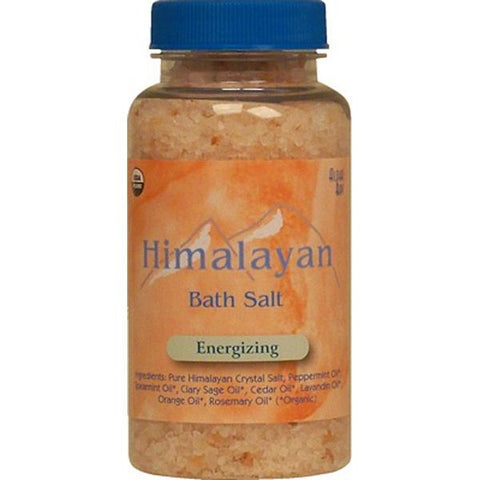 ALOHA BAY - Himalayan Bath Salts & Scrubs Energizing
